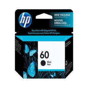 Encre HP noir no 60 Inkjet
