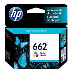Encre HP couleur 662 Inkjet
