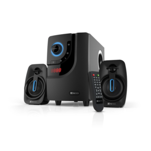 BLUEWAVE II | 2.1 STEREO SPEAKERS WITH BLUETOOTH Matériels Electroniques