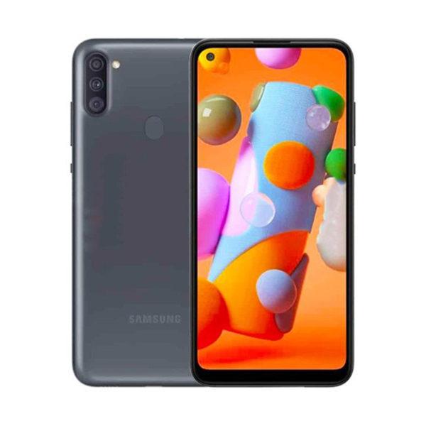Samsung Galaxy A11 6.4″ A115M/DS 32GB 2GB RAM Noir Matériels Electroniques