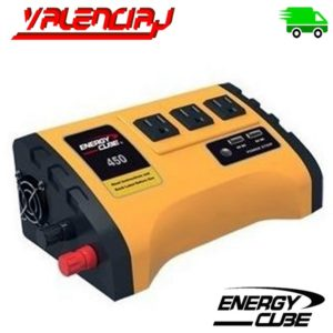 Energy Cube : – Inverter 450 Watts Inverter