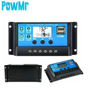 Régulateur solaire PWM 30A Produits Energies