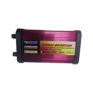 Power inverter 700w DC 12V to AC, 110v full automatic Inverter