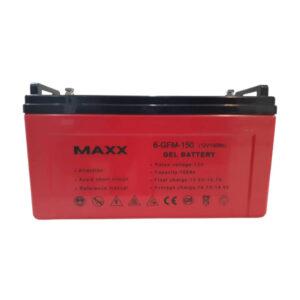 Battery gel maxx solar 12v 150 amps Batterie